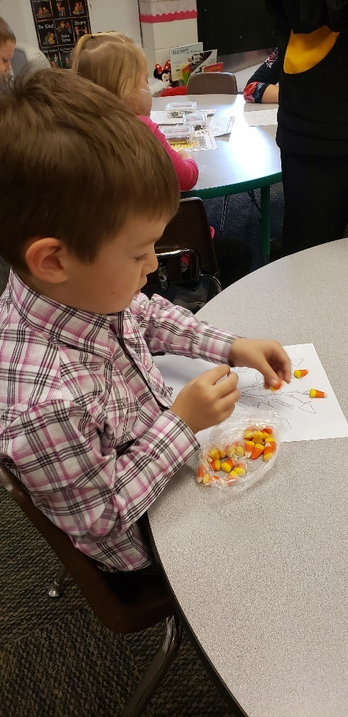 Candy Corn Project